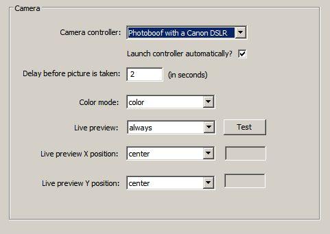 Photoboof Help File